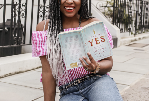 Lessons from Shonda Rhimes Year of Yes
