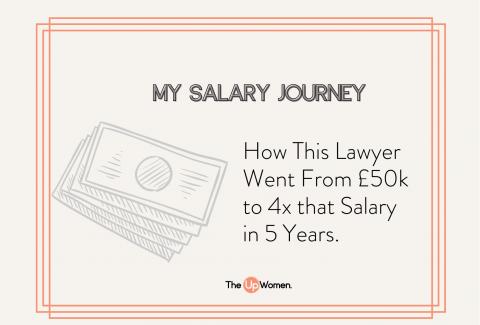 Salary Journey Lawyer in London